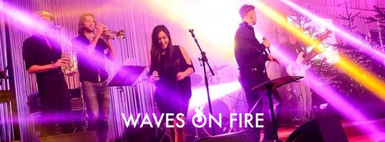 Waves on Fire Concerts