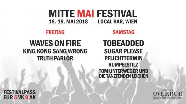 Mai Festival 2018