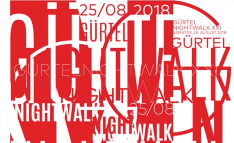 Gürtel Nightwalk 2018