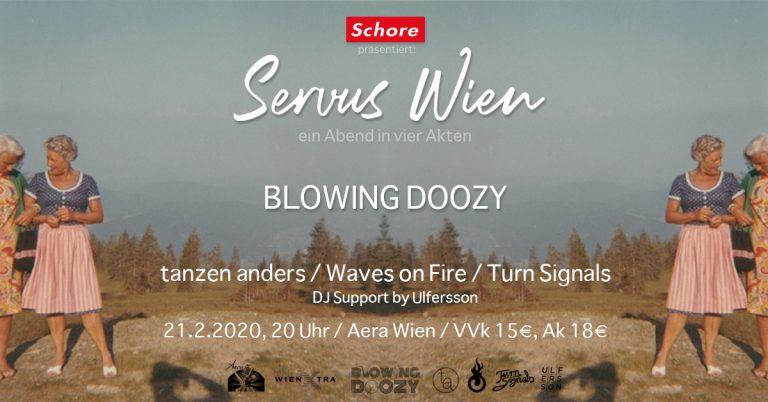 Servus Wien Banner Aera